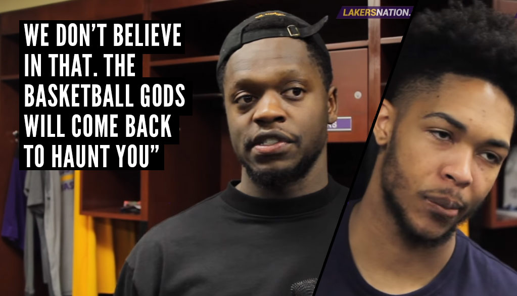 Lakers Players React To Tanking, Fans Wanting Them To Lose Games