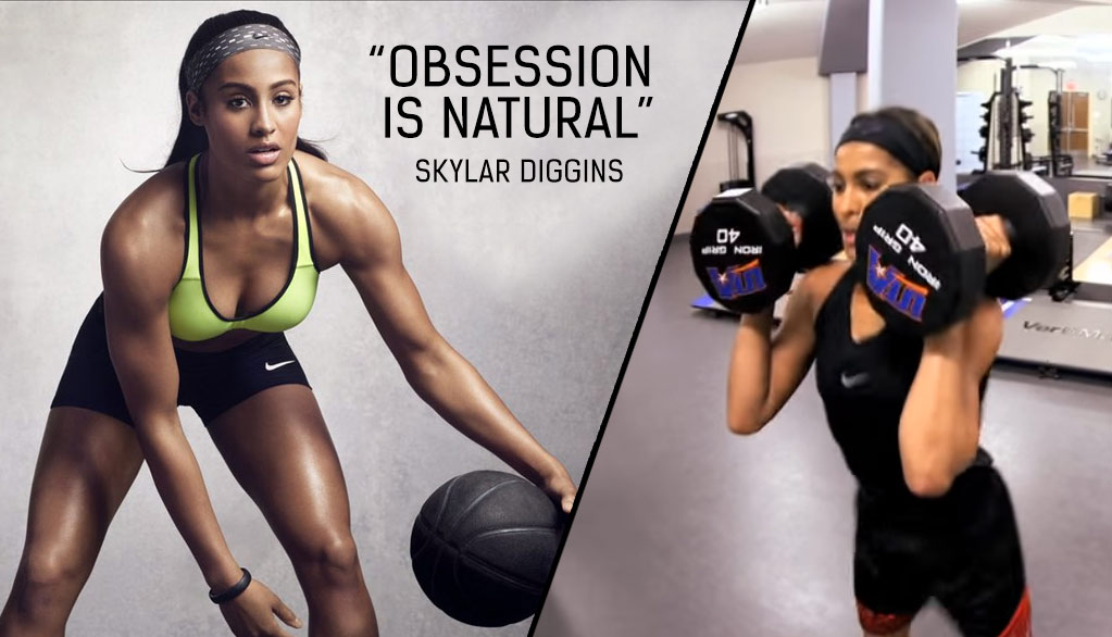 Obsession & Training With Skylar Diggins