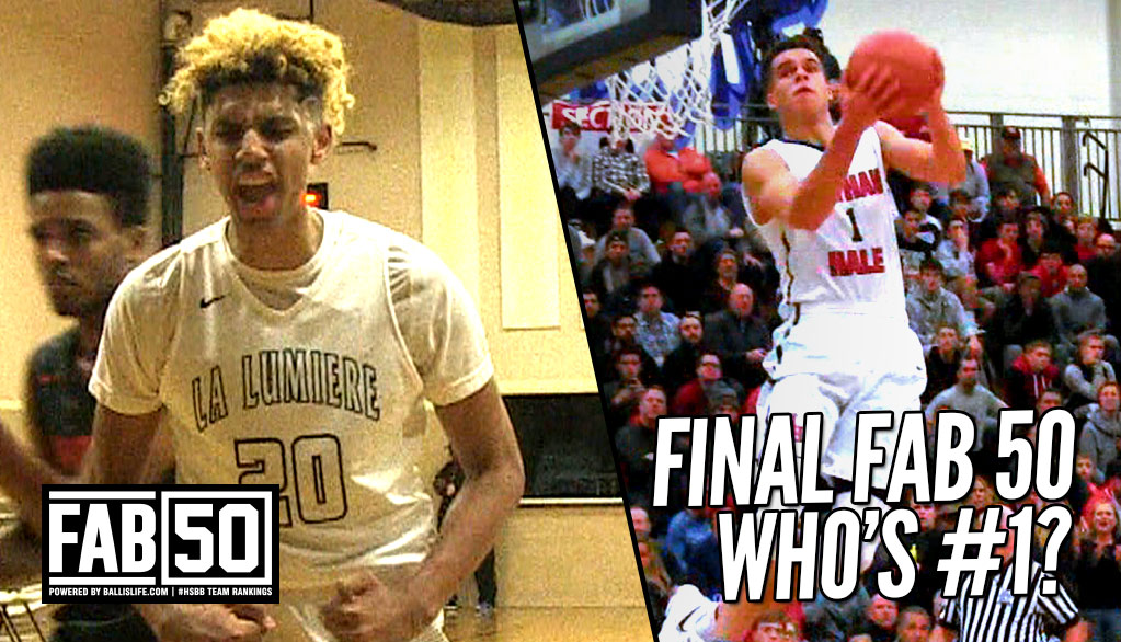 FINAL FAB 50: Who is the 2016-17 National Champion?