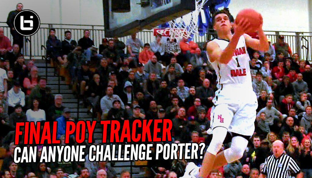 FINAL POY Tracker: Michal Porter Leaves No DOUBT!