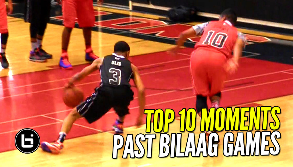 NEVER Go at Tyler Ulis For Your Own Sake!!! Top 10 Moments From Past Ballislife All American Games!