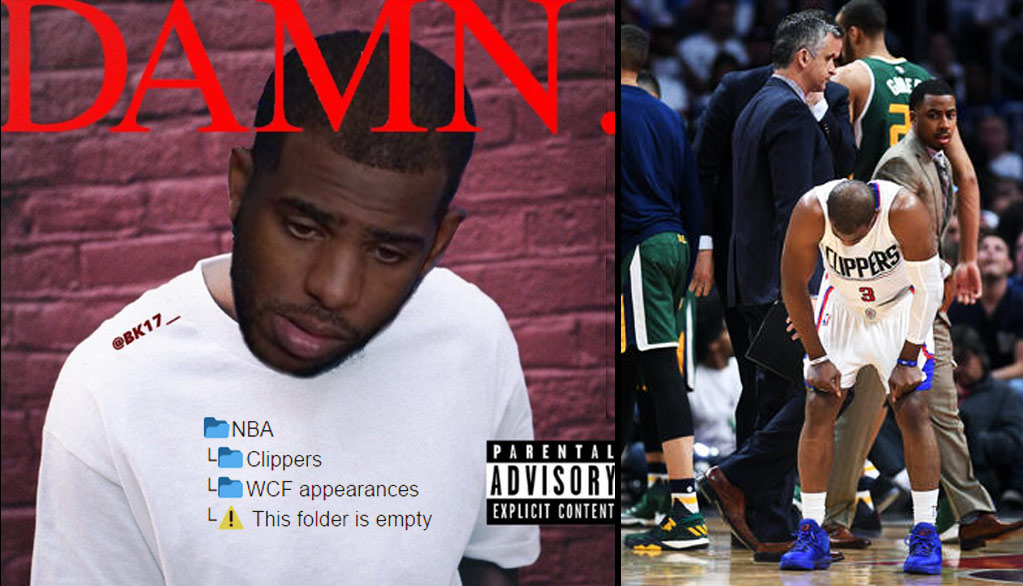 The Most Ruthless Tweets About The Clippers Losing In The 1st Round (Again!)