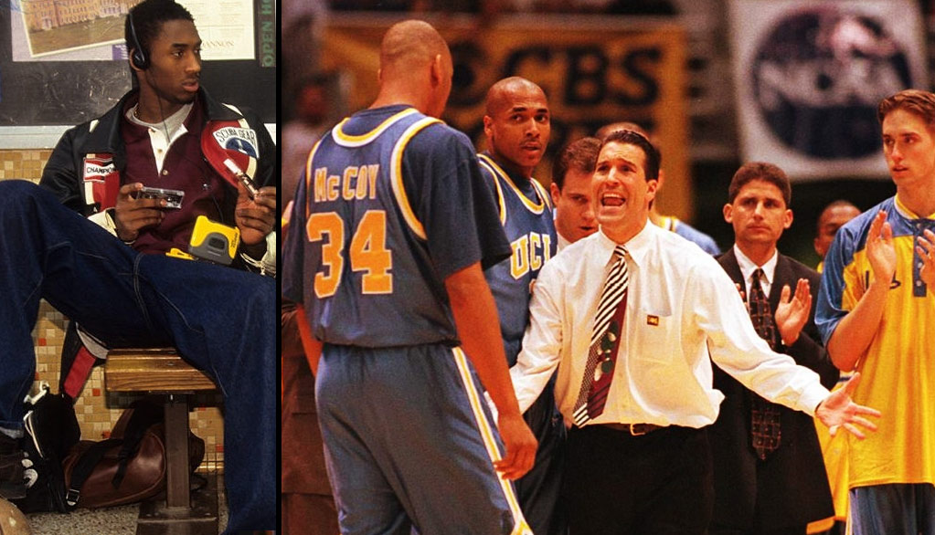 17-Year Old Kobe Bryant Dominating NBA Stars & College Players At UCLA Pickup Games Confirmed!