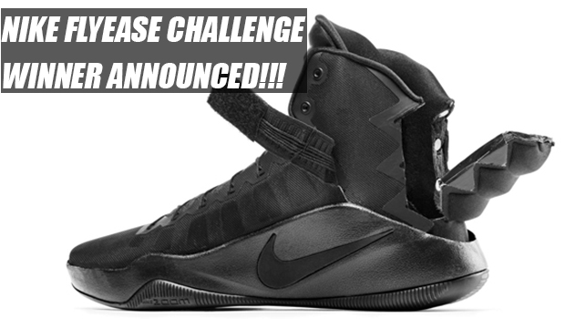 Nike Ease Challenge Winner Announced!