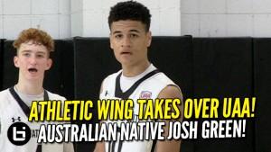 Josh Green | Ballislife.com