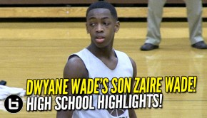 Zaire Wade | Ballislife.com