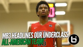 2016-17 All-Americans Underclass