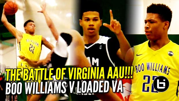 "Keldon & Keyontae Johnson Lead Boo Williams over Loaded VA in ""Battle for Virginia!"" Game Recap!"