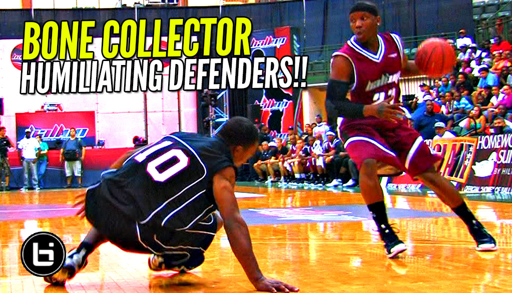 Straight DISRESPECTING & HUMILIATING Defenders!! Bone Collector Top 5 Most Embarrassing Moments!