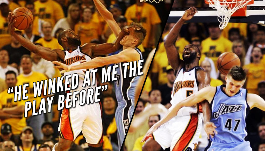 What You Don t Know Or Remember About The Night Baron Davis Tried To Murder b21223fa1