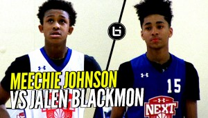 Meechie Johnson Jalen Blackmon | Ballislife.com