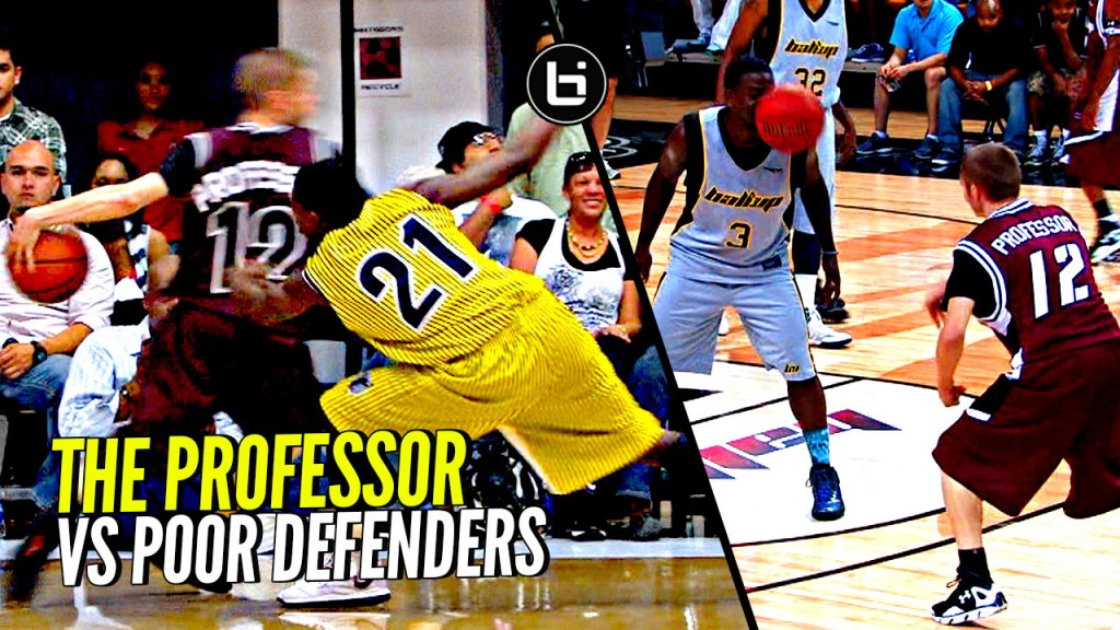 10 Times The Professor EMBARRASSED Defenders After Toying With Them!!