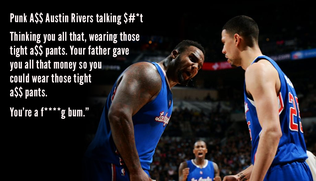 "Glen Davis Rips Austin Rivers As The ""Big Baby Vs Coach's Kid"" Beef Continues"
