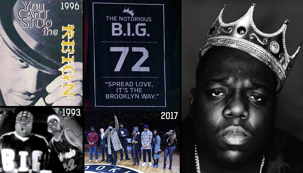 93 Till Infinity: The Notorious B.I.G and NBA History
