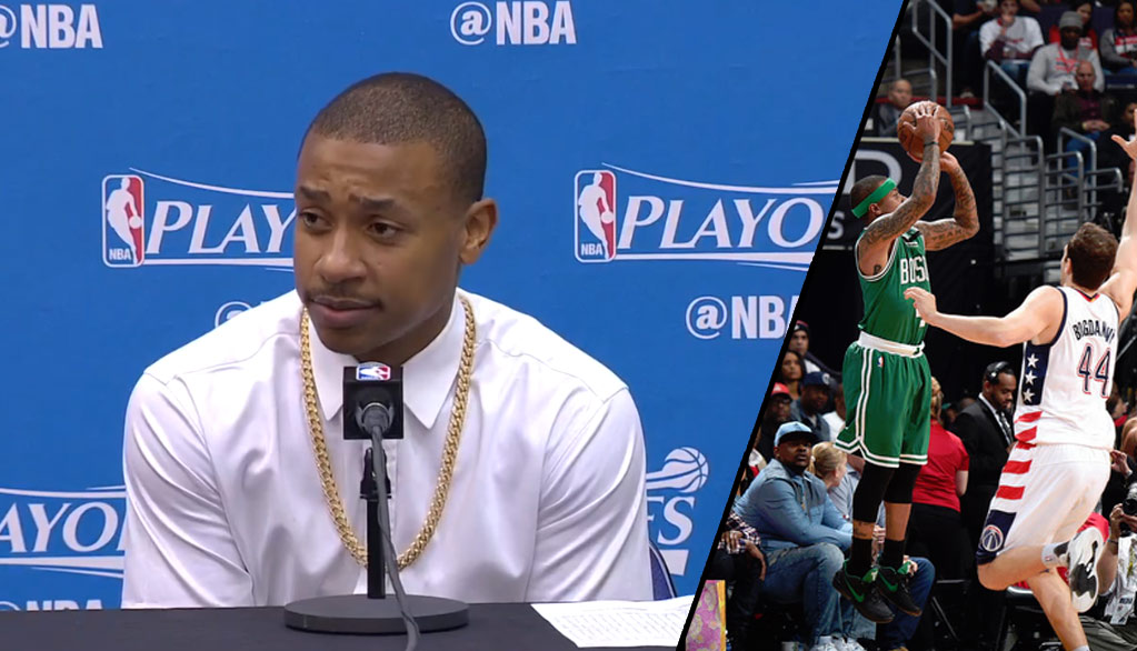 Isaiah Thomas Vents About Refs After Game 4 Collapse