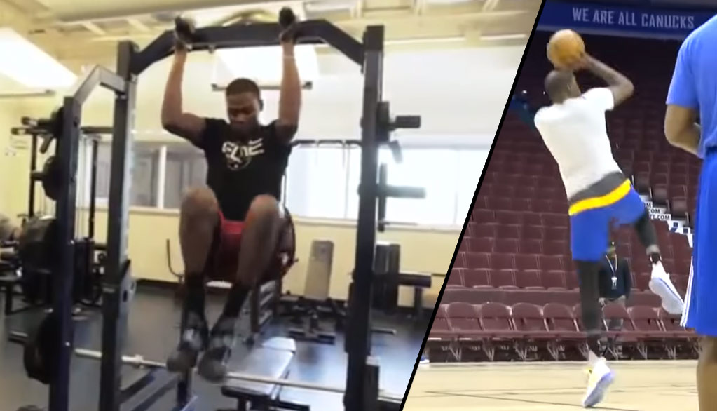 Kevin Durant 10-Minute Motivational Training Mix