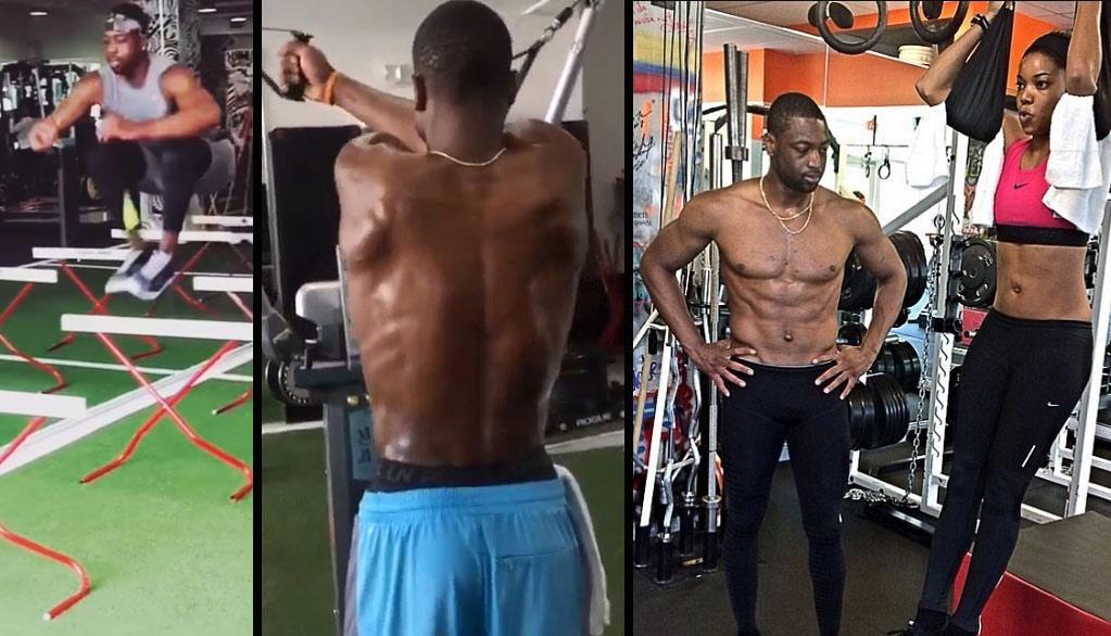 35-Year Old Dwyane Wade Motivation Workout & Training Mix