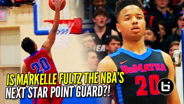 Is Markelle Fultz Ready to be the NBA's Next Star Guard?! Senior Season Highlights
