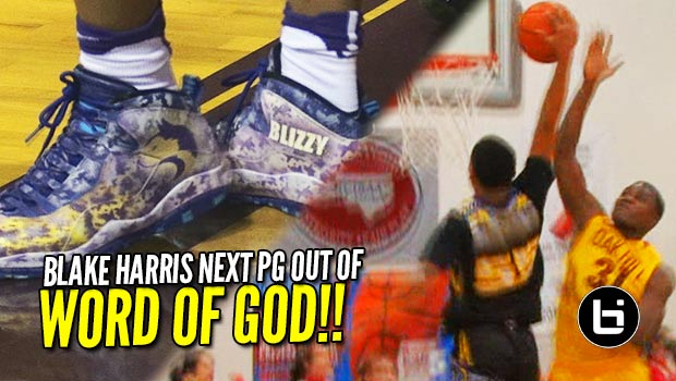 Blake Harris is the Next PG Out of Word of God: Ultimate High School Mixtape
