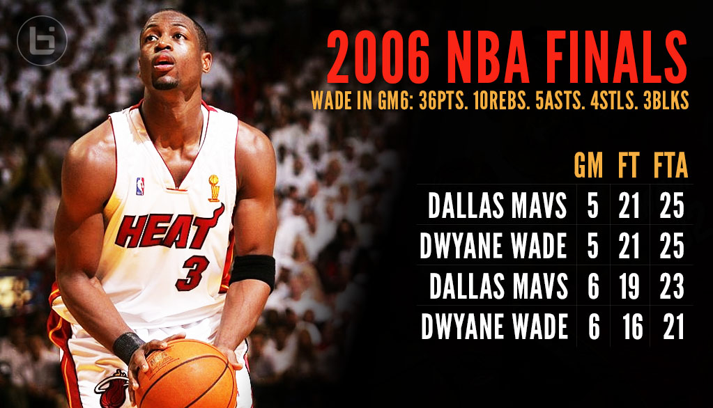 Was The 2006 NBA Finals Between The Heat & Mavs Rigged?