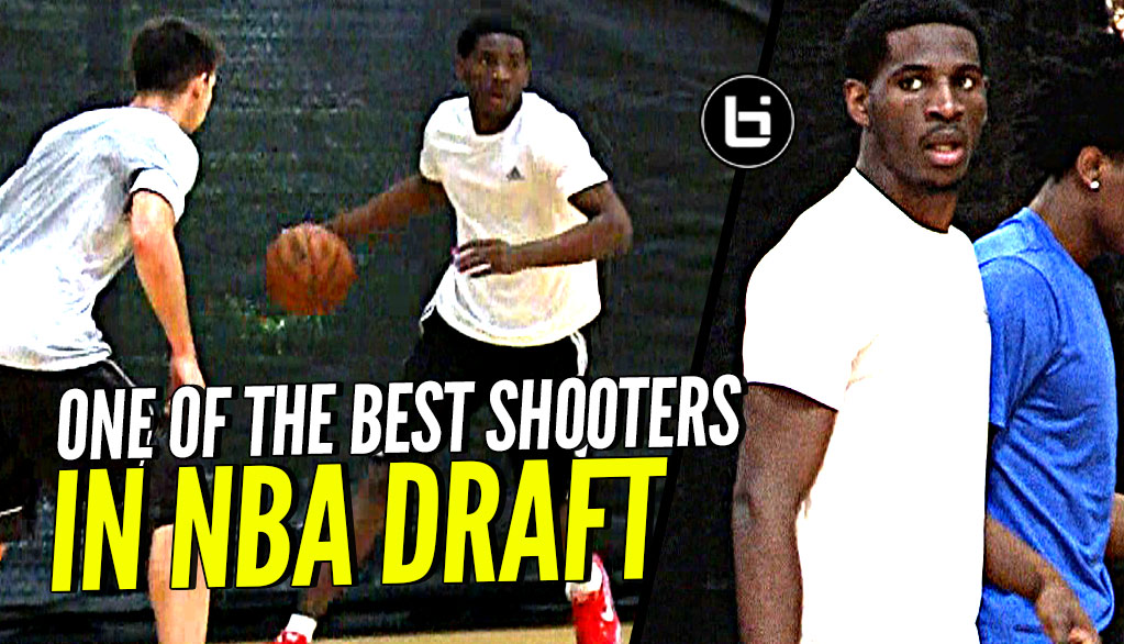 HOUSTON We Have a PROBLEM! Damyean Dotson NBA Draft Workout Session! Unexpected Steal In The Draft?