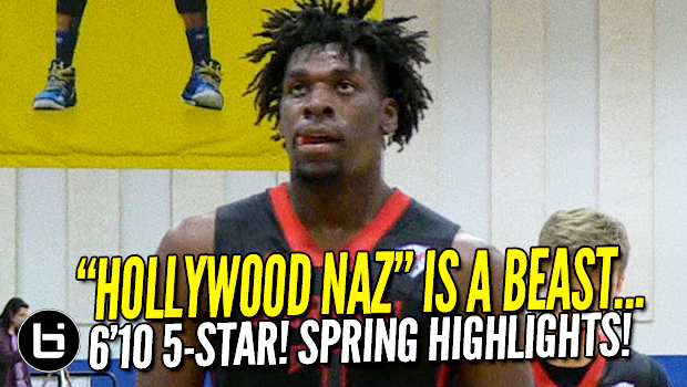 "17 Year Old ""Hollywood Naz"" Reid is a 5-Star BEAST! New Highlights!"