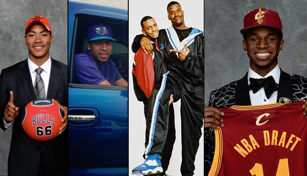 The Biggest NBA Draft Conspiracies Of All-Time