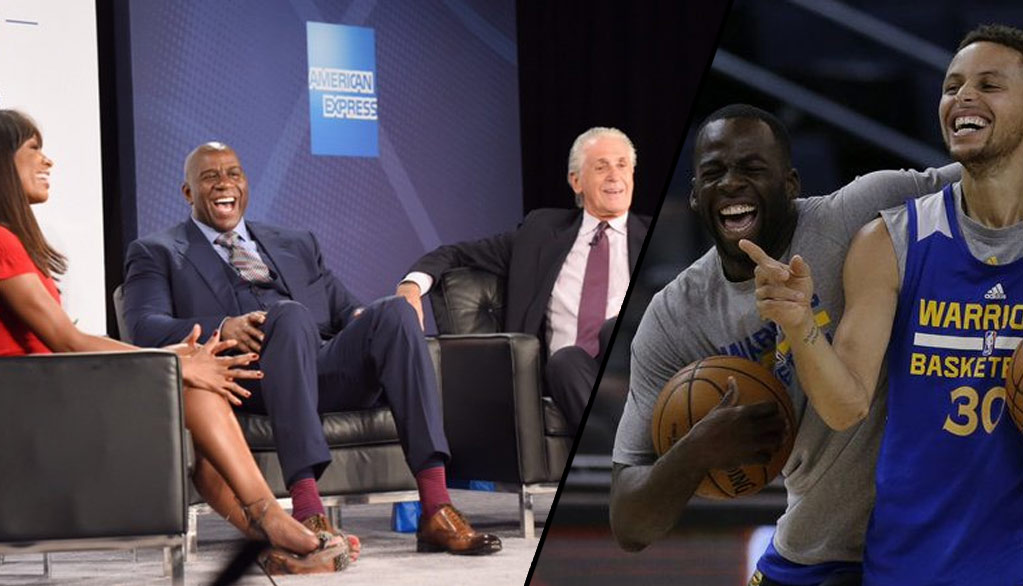 Magic Johnson Says Showtime Lakers Would Probably Sweep The Warriors & He Should Feel That Way