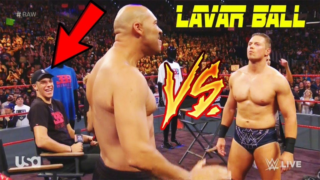LaVar Ball's Crazy Appearance On WWE RAW