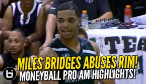Miles Bridges Moneyball Pro Am | Ballislife.com