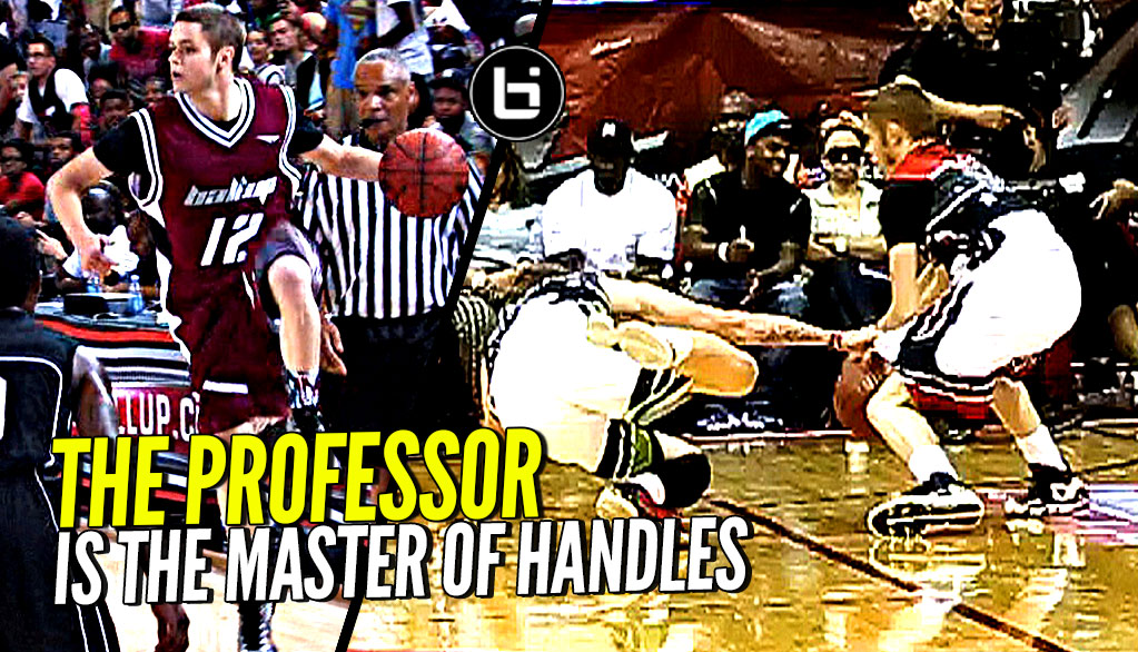 The Professor Is The MASTER BALL HANDLER! No Defender Is Safe! CRAZY Mixtape!