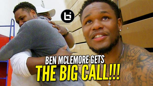 NBA Player Gets Call of a Lifetime! Ben McLemore Emotional Reaction Joining Grizzlies!!
