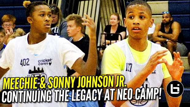 "Meechie & Sonny Johnson Jr. Continuing the ""Johnson"" Saga in NE Ohio! NEO Highlights!"