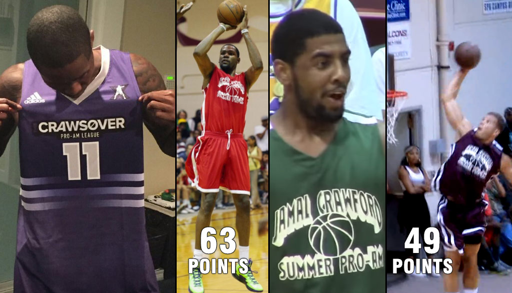Seattle Pro-Am Becomes The Crawsover League | 10 Best Moments From The Pro-Am
