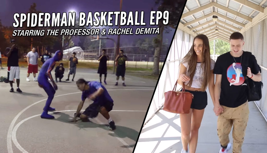 Rachel DeMita Breaks Peter Parker's Heart In SpiderMan Basketball EP 9!