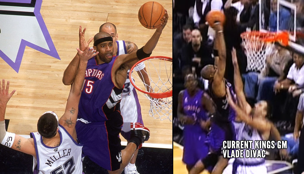 Vince Carter's Best Moments Vs The Kings