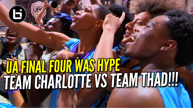 Basketball Gets Hype In The Dirty South! UA Final Four Showdown