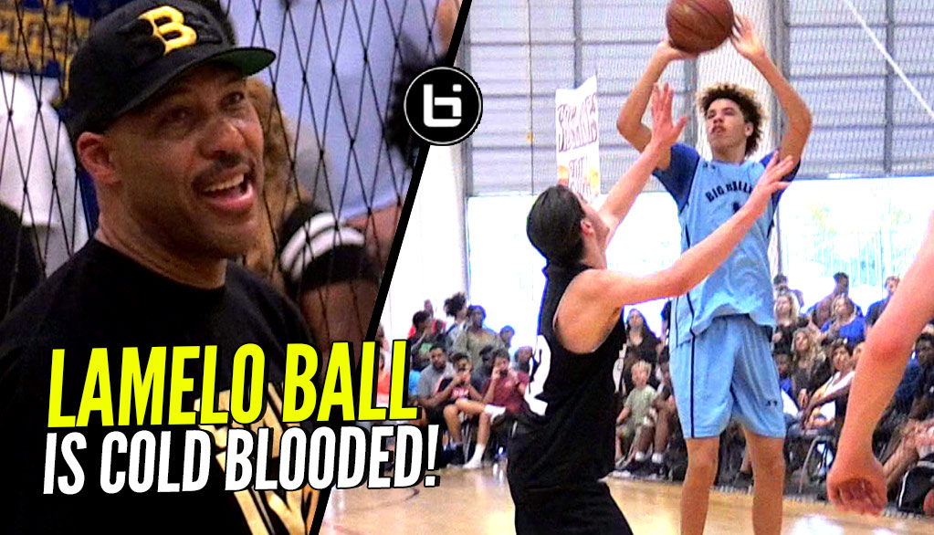 LaMelo Ball Has ICE IN HIS VEINS! Incredible 50 Points Scoring Performance! Big Ballers vs Aussie Elite
