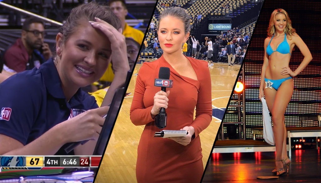 "Kristen Ledlow Hilariously Says ""Size Truly Does Not Matter"" During Live TV"