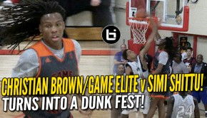 Christian Brown | Ballislife.com