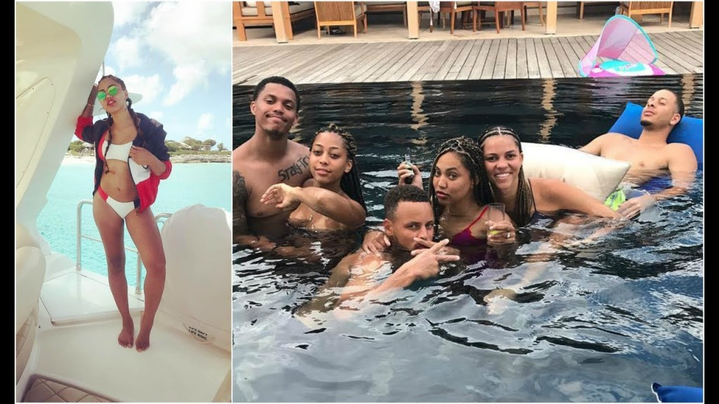 The Curry Family Vacation In Turks And Caicos