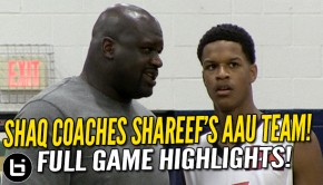 Shaq and Shareef O'Neal | Ballislife.com