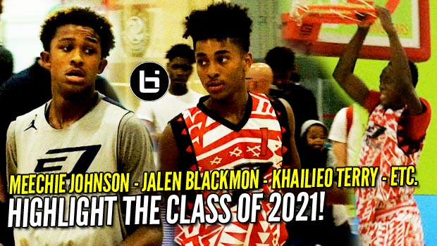 Meechie Johnson & Jalen Blackmon Lead the NEXT Wave of HS Freshman! CP3 Top Performers!