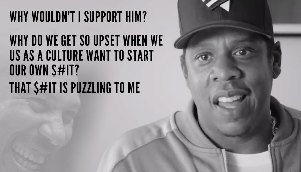 Jay-Z Talks About Supporting LaVar Ball & Buying 3 Pairs of Lonzo's Shoes