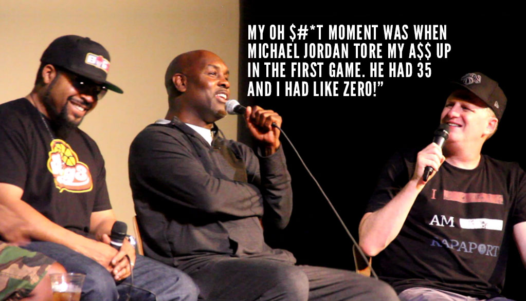 Gary Payton, Charles Oakley & Other Former NBA Players Roast The Current NBA (And Themselves) On The Rapaport Podcast