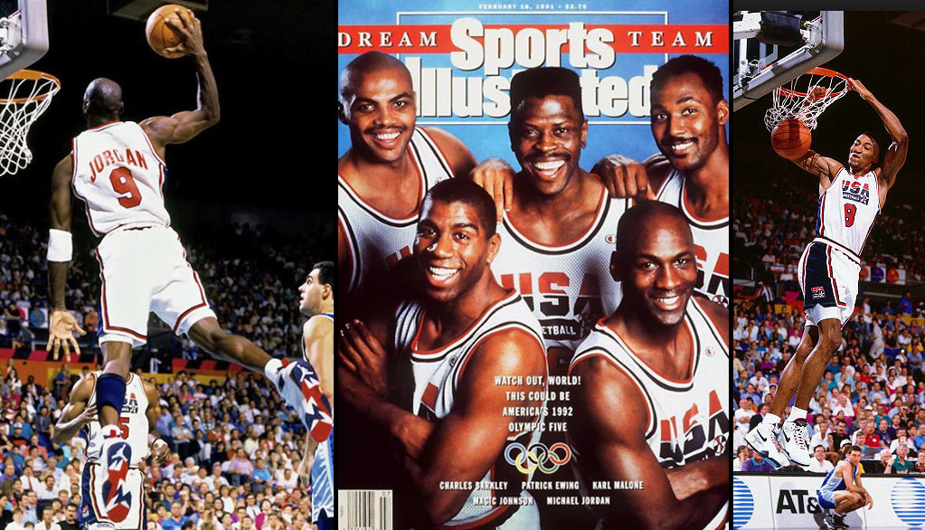 The Best Of The 1992 USA Dream Team – Greatest Team Ever?