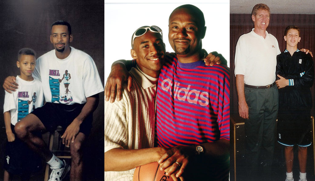 Most Successful NBA Father and Son Combos Ever