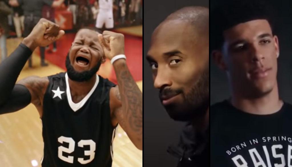 Top 10 Funniest NBA Commercials Of 2017 (So Far)