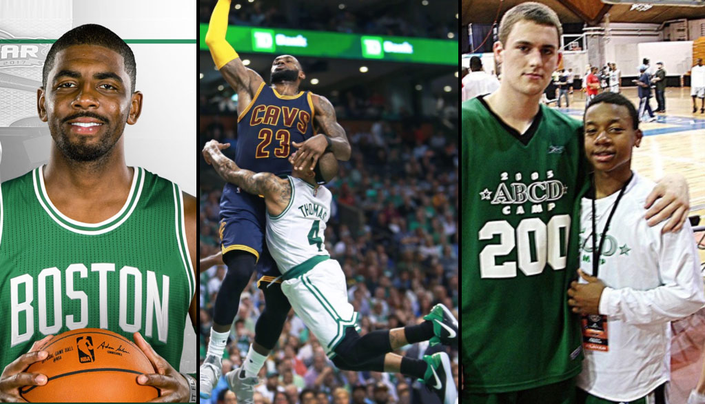The Internet Hilariously Reacts To Kyrie Irving/Isaiah Thomas Trade