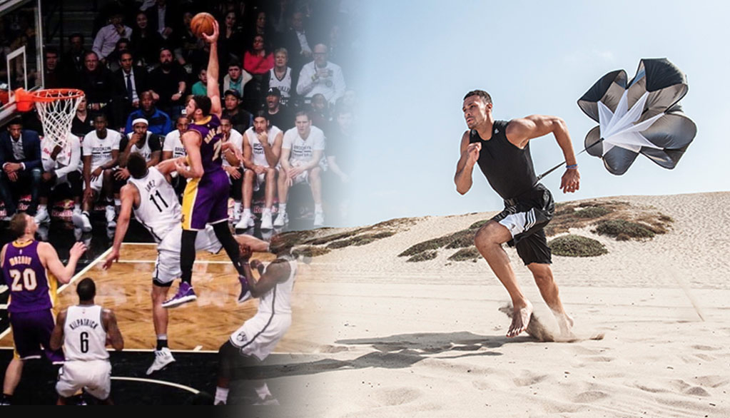 Larry Nance Jr's Beach Workouts Helping Him Reach His Biggest Goal